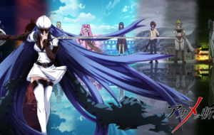 Akame Ga Kill! Widescreen
