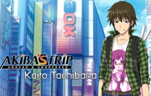 Akiba's Trip Background