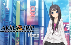 Akiba's Trip High Definition Wallpapers