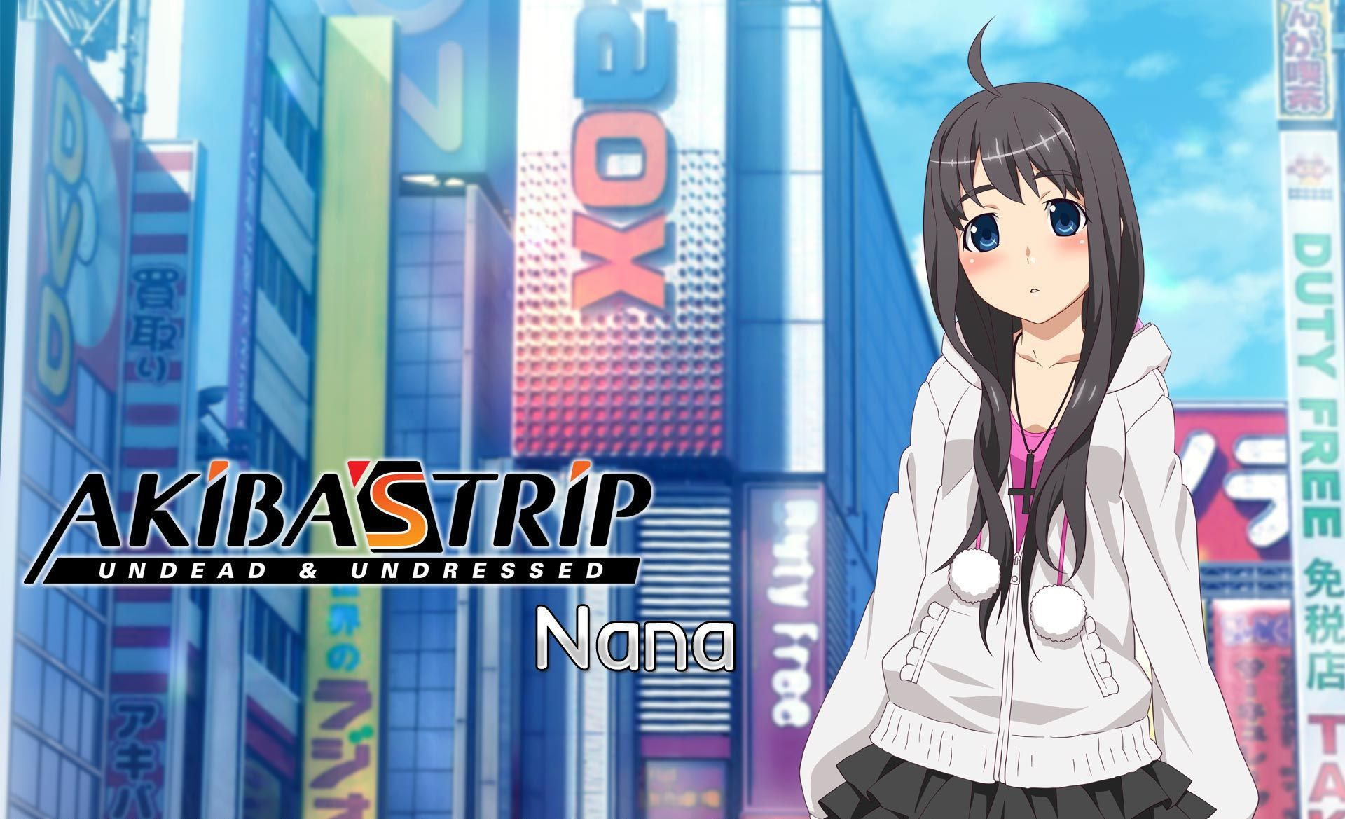 akiba u0026 39 s trip wallpapers backgrounds