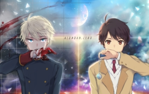 Aldnoah Zero Background