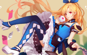 Alice In Wonderland HD Desktop