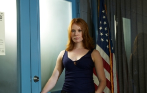 Alicia Witt HD Background