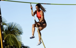 Allison Stokke Background