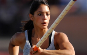 Allison Stokke Images