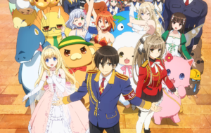 Amagi Brilliant Park Game