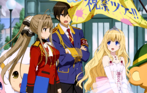 Amagi Brilliant Park HD Background
