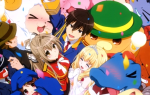 Amagi Brilliant Park High Definition Wallpapers
