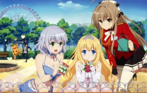 Amagi Brilliant Park Images