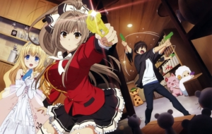 Amagi Brilliant Park Pictures