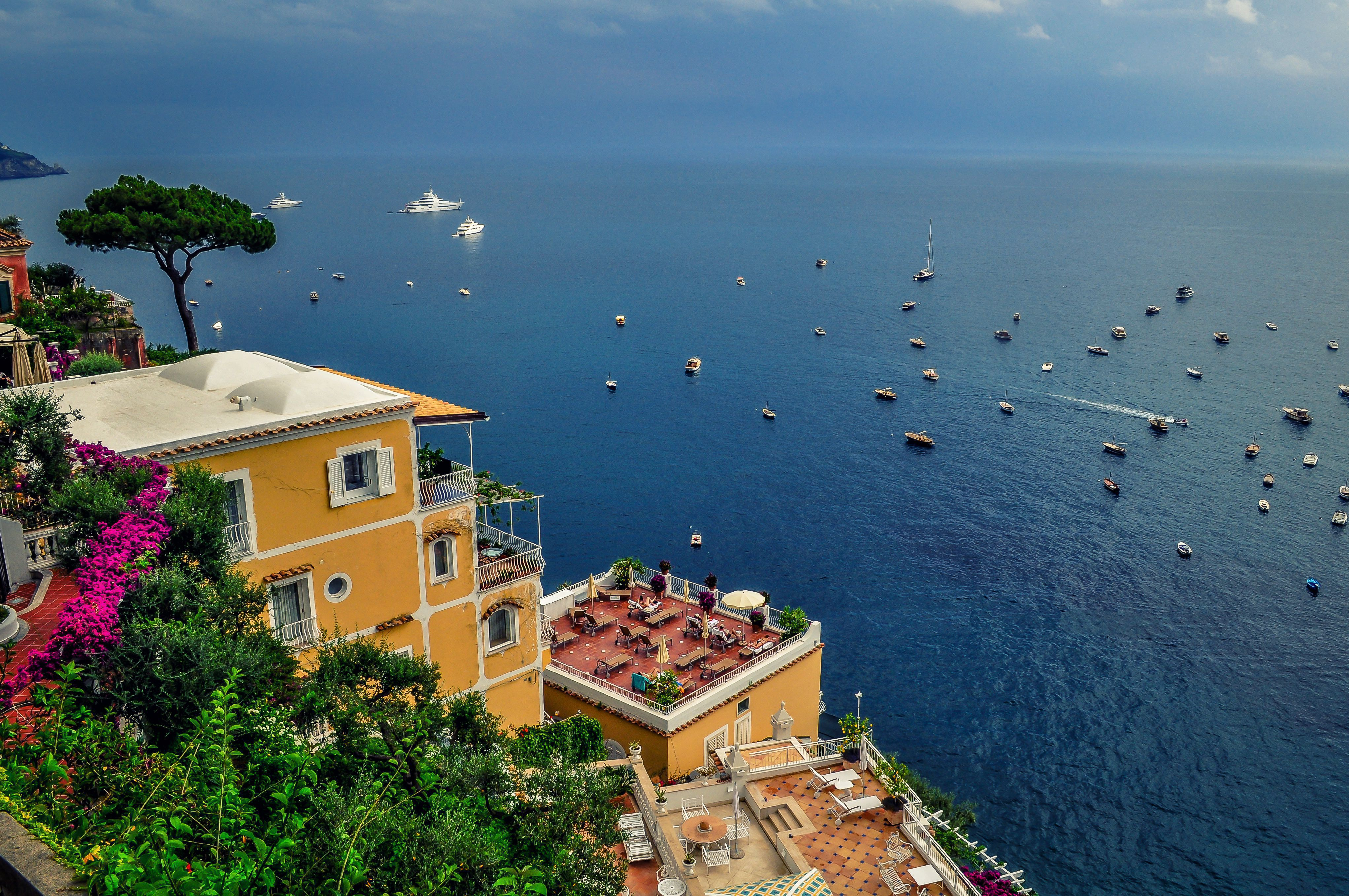Amalfi Wallpapers Backgrounds