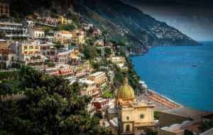 Amalfi HD Background