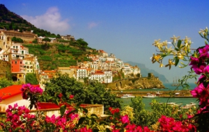 Amalfi HD Wallpaper