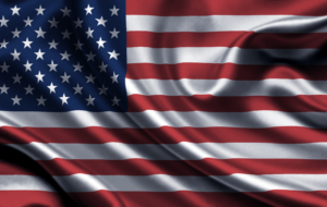 American Flag HD Wallpaper