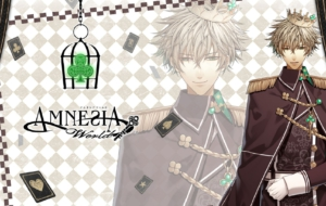 Amnesia HD Wallpaper