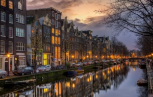 Amsterdam Background
