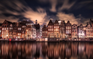 Amsterdam For Desktop Background