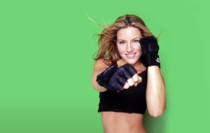 Andrea Parker HD Wallpaper