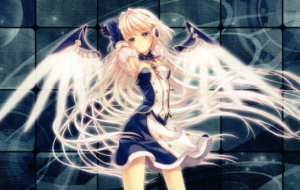 Anime Angel High Definition Wallpapers