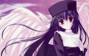 Anime Angel Widescreen