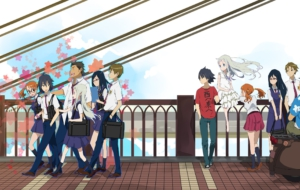Anohana Full HD