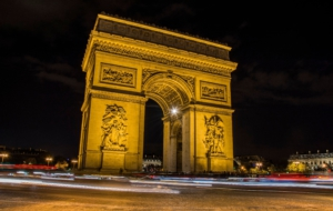 Arc De Triomphe HD Desktop