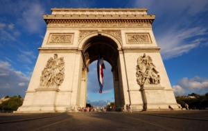 Arc De Triomphe HD Wallpaper