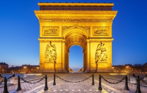 Arc De Triomphe Full HD