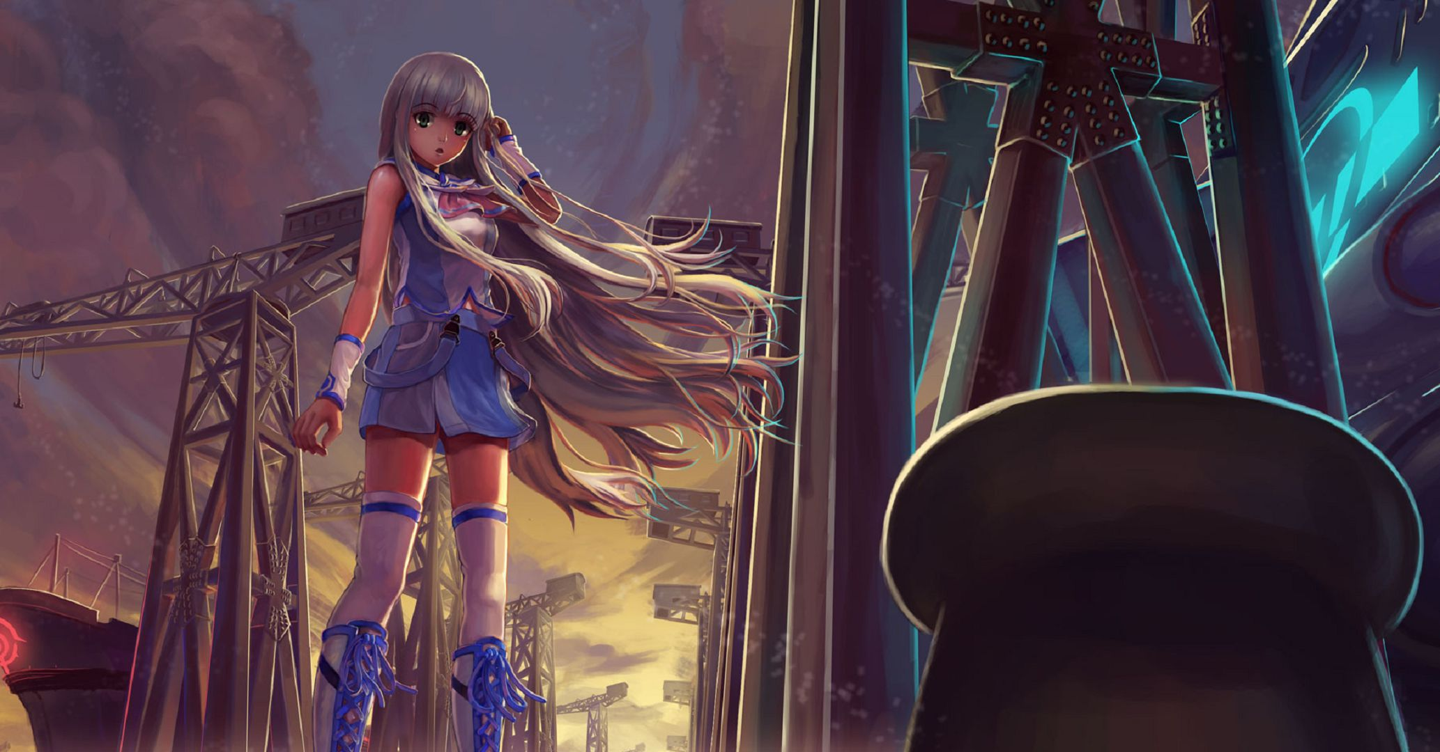 Arpeggio Of Blue Steel Wallpapers Backgrounds