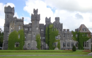 Ashford Castle HD Background