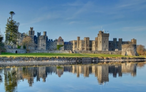 Ashford Castle HD Wallpaper