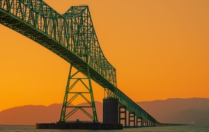 Astoria–Megler Bridge Background