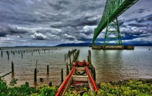 Astoria–Megler Bridge Computer Backgrounds