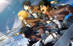 Attack On Titan Free HD Wallpapers
