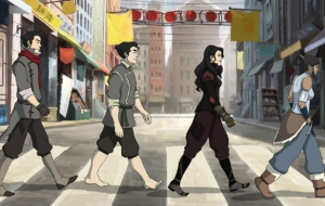 Avatar The Legend Of Korra HD Desktop