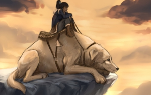 Avatar The Legend Of Korra Widescreen