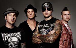 Avenged Sevenfold Background