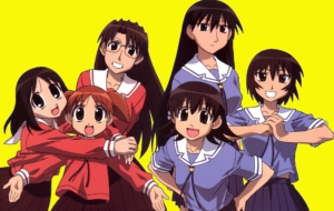 Azumanga Daioh High Definition Wallpapers