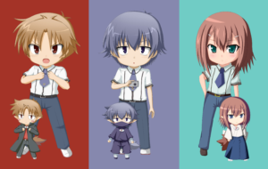 Baka And Test Computer Backgrounds