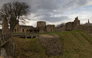 Barnard Castle Background