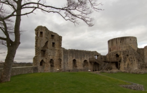 Barnard Castle HD Background