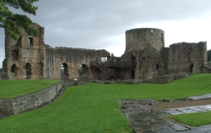 Barnard Castle Wallpaper