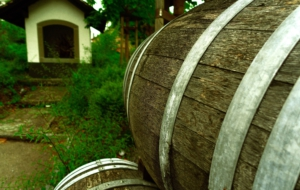 Barrel HD Background