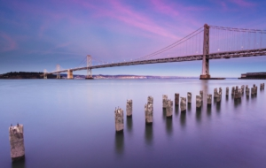 Bay Bridge 4K