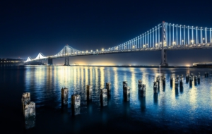 Bay Bridge HD Background