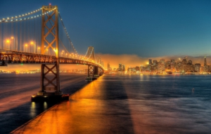 Bay Bridge HD Desktop