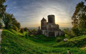 Bedzin Castle Wallpapers