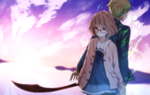 Beyond The Boundary Desktop Images