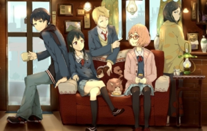 Beyond The Boundary Widescreen