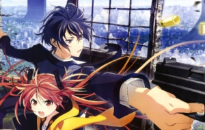 Black Bullet Computer Wallpaper